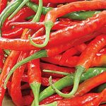 Pepper Hot Long Red Slim Cayenne