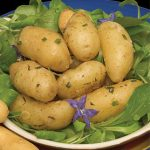 Potato Swedish Peanut Fingerling