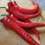 Pepper Hot Large Red Cayenne