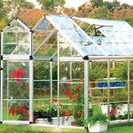 Snap N' Grow Greenhouse 6′ x 8′