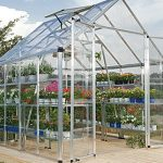 Snap N' Grow Greenhouse 8′ x 8′
