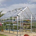 Snap N' Grow Greenhouse 8′ x 12′