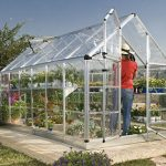 Snap N' Grow Greenhouse 6′ x 12′