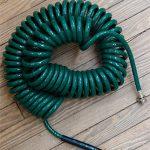 Gatorhyde Coiled Garden Hose