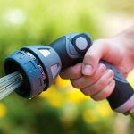 Ergonomic 7 Pattern Hand Sprayer