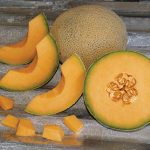 Melon Cantaloupe Armenian Sunrise Hybrid