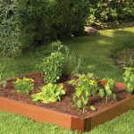 4'x4′ Complete Single Level Raised Bed