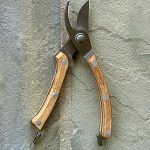 Pruner Wood Handle