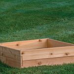 Cedar Raised Bed