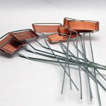 Copper Plant Markers (8 PK)