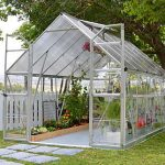 Balance Greenhouse 8×12 by Palram